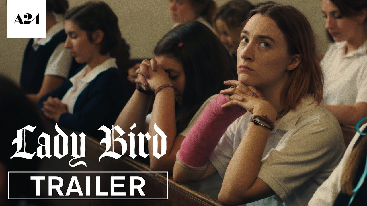 Lady Bird | Official Trailer HD | A24