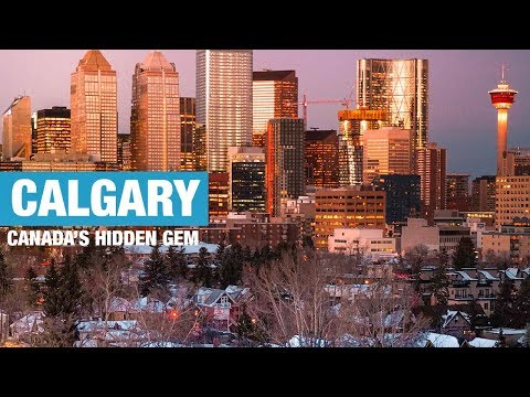 CALGARY HAS MORE THAN JUST COWS