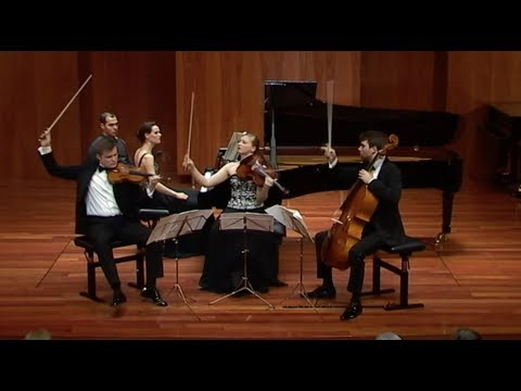 Notos Quartett - Dohnányi Piano Quartet in f sharp minor