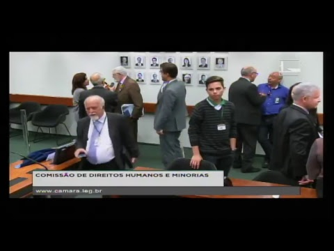 DIREITOS HUMANOS E MINORIAS - Reunião de Instalação e Eleição - 11/04/2018 - 14:40