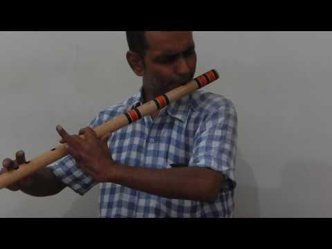 कोयल बिन बगिया न सोहे ...( flute )