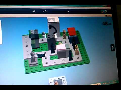 How to make a map for Lego city game - YouTube