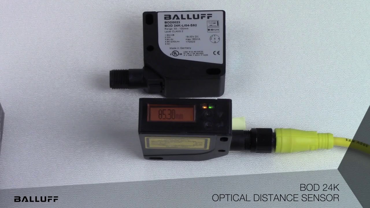 BOD 24K High Resolution Distance Sensor
