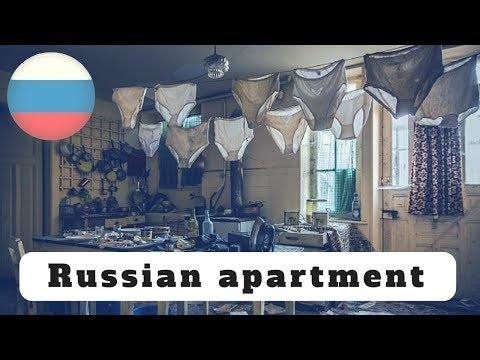 Apartment in Russia | REAL RUSSIA | Life in Russia today