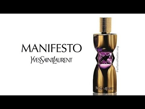 yves saint laurent manifesto le parfum fragrance youtube. Black Bedroom Furniture Sets. Home Design Ideas