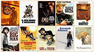 Лучшие вестерны 70-х / The best westerns of the 70s