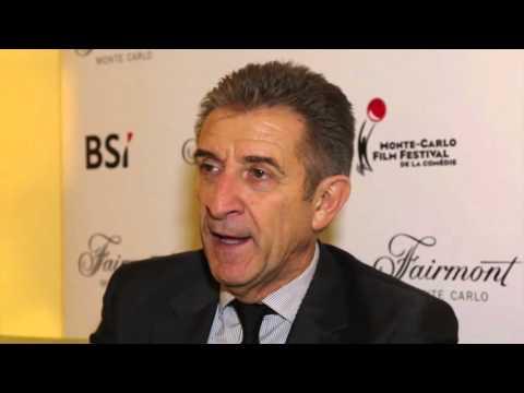 13° Montecarlo Film Festival - Intervista a Ezio Greggio