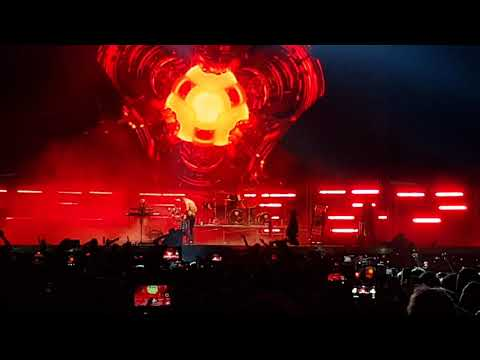 Imagine Dragons - Radioactive (Live Lollapalooza Argentina 2018