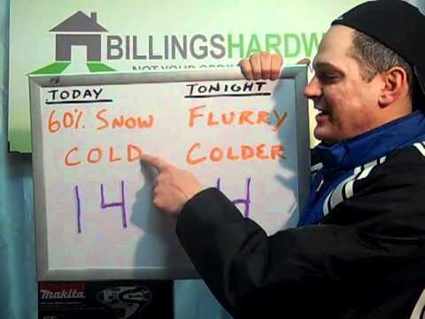 Marc Moraniec On-Demand Weather 02/20/11