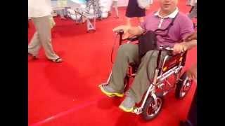 инвалидная коляска с электроприводом(На международной выставке в Китае, цена 30000 руб, звоните уточняйте наличие на складе 8-914-343-75-90., 2013-09-11T00:07:20.000Z)