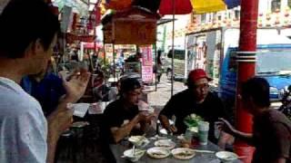 20090415=生炒鴨肉焿: 嘉義縣新港鄉宮前村中山路17號