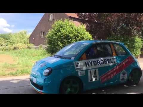Slalom D Abolens 2017 14 Drive By 3 Youtube