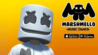 Marshmello Music Dance - Android/iOS Gameplay ᴴᴰ