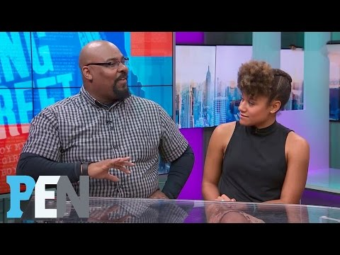 Hamilton: James Monroe Iglehart Gets Advice Before Joining The Cast | PEN | Entertainment Weekly