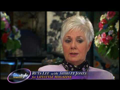 Shirley Jones with Ruta Lee on Lifestyle Magazine
