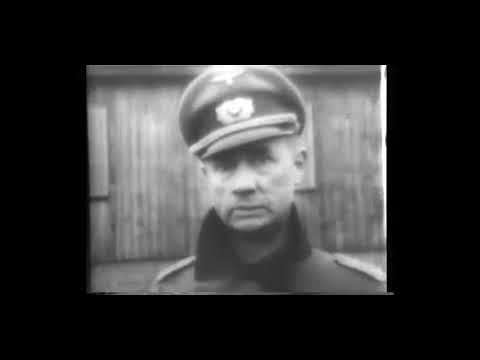Nazi Concentration Camps   documentary 1945