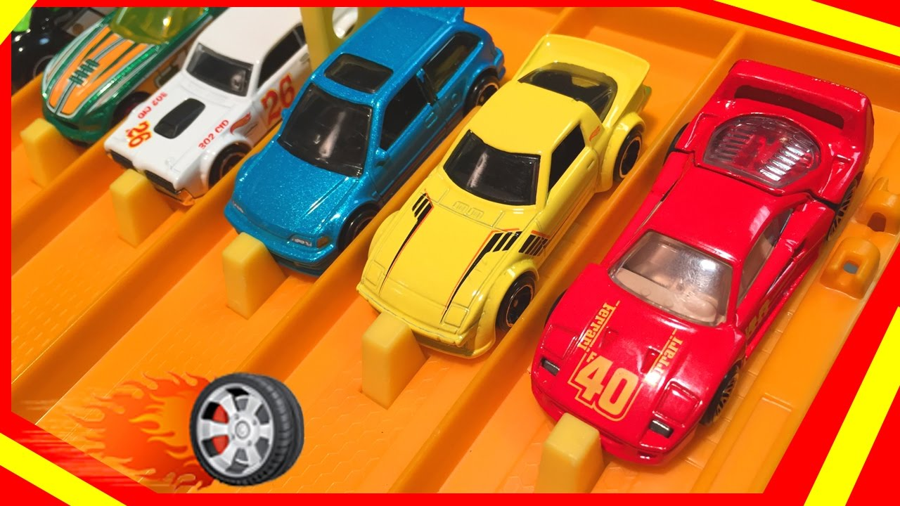 fastest hot wheels cars hot wheels ferrari f40. Black Bedroom Furniture Sets. Home Design Ideas