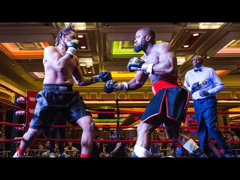Mike Rashid King: Pro Fight Recap.. Full fight with commentary by Paulie Malignaggi
