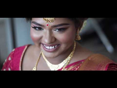 Ilavehnthan Raaj & Dharshinii Malaysian Indian Wedding Highlight   4 Feb 2018