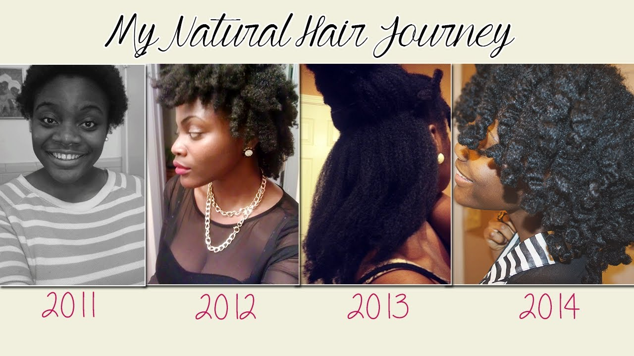 Month Hair Growth Natural Hair