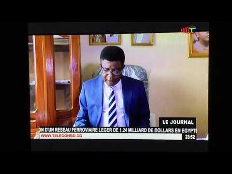 URGENCE RURALE AU JT DE TELE CONGO