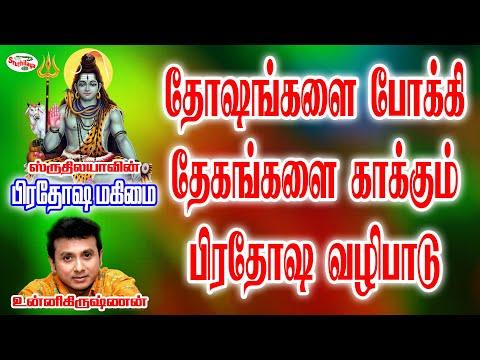 Prathosa Velaiyidhu   பிரதோஷ  வேலையிது   Unnikrishnan