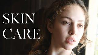 skin care routine + getting a facial   Nathalie Paris