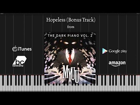myuu - Hopeless | Piano Tutorial + Sheet Music