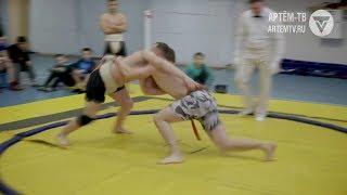 В Артёме состоялся отбор на Чемпионат России по сумо