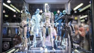 Articulation Innovations of 1000Toys' Synthetic Human