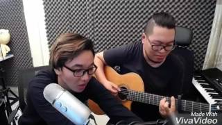 Im Not The Only One (aucostic) - Hoàng Dũng ft Hiển Râu