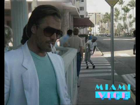 Miami Vice 1985 Godley and Creme  Cry extended remix  used in episode