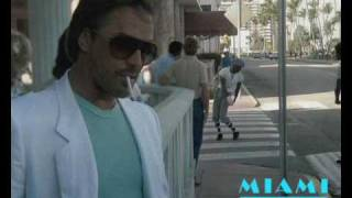 Miami Vice 1985 Godley and Creme - Cry (extended remix - used in episode)