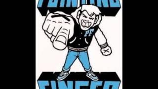 POINTING FINGER   Best Left Alone!