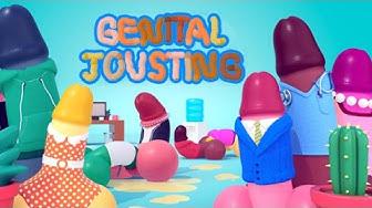 Genital Jousting - Kreis zeigt uns heute sein Lieblingsspiel