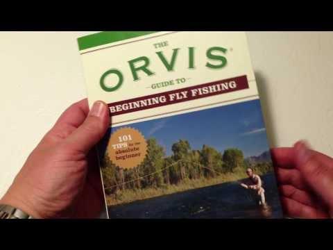 Orvis Beginner's Guide To Flyfishing Book