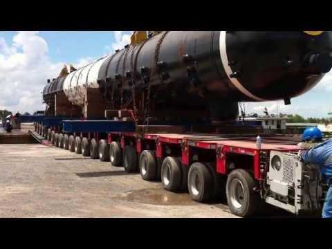 TAGI LOGISTICS - Heavylift transporter in Vietnam