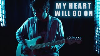 Download lagu Titanic Theme Song • My Heart Will Go On • Celine Dion [ Guitar Cover ]