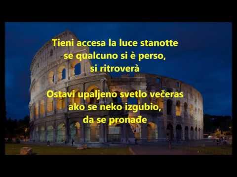 Eros Ramazzotti - L'ombra Del Gigante (prevod na srpski)