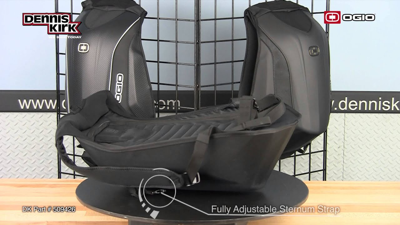 Ogio: Mach 1 Stealth No Drag Backpack - YouTube