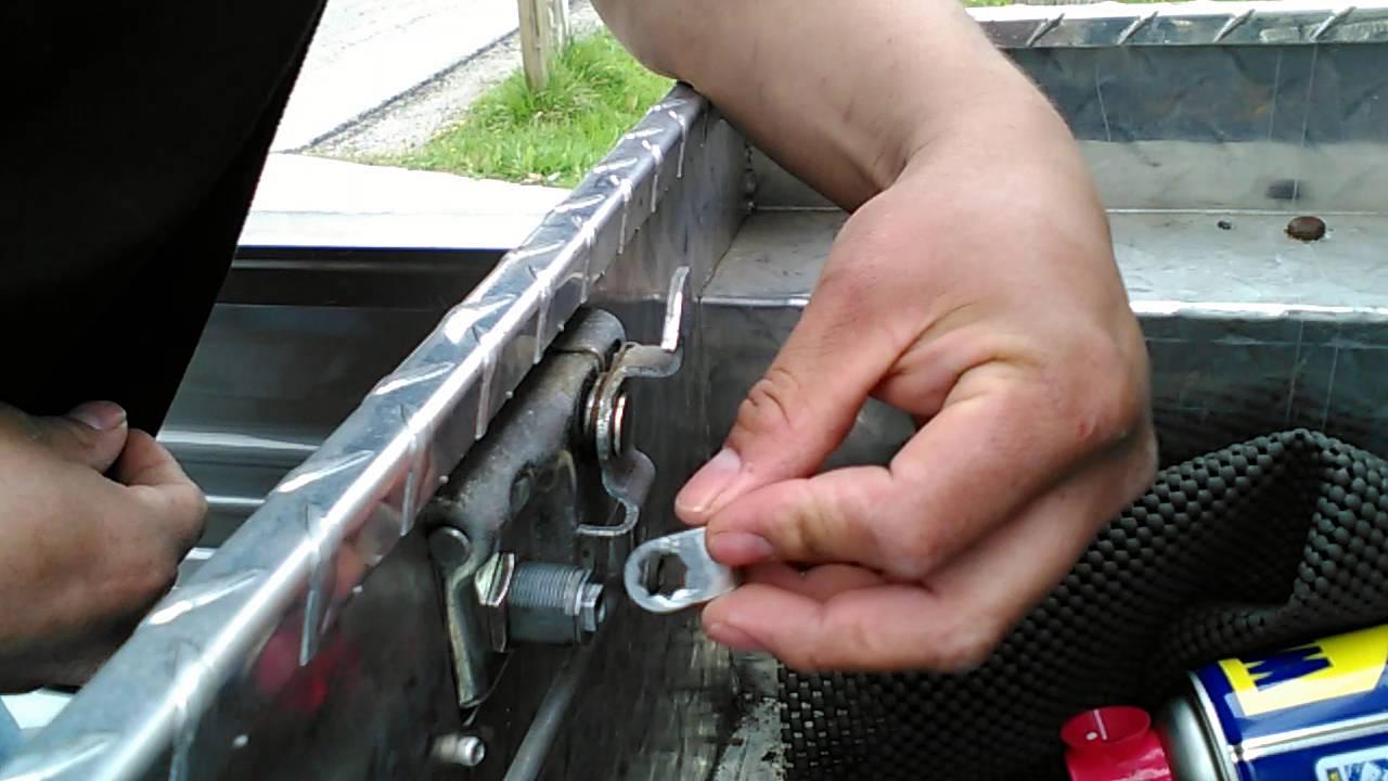Candado nuevo para m caja de herramientas youtube - Cajas de erramientas ...