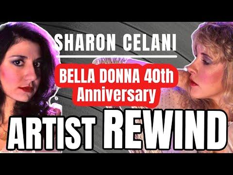 40th Celebration of Stevie Nicks Bella Donna   Talking Wax with ADIKA Live