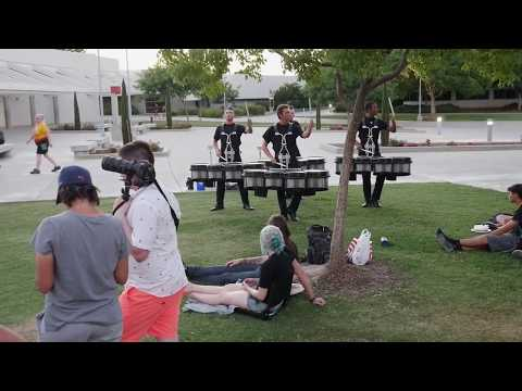 Blue Devils 2018 Drumline - Clovis, CA [MUTLI-CAM]