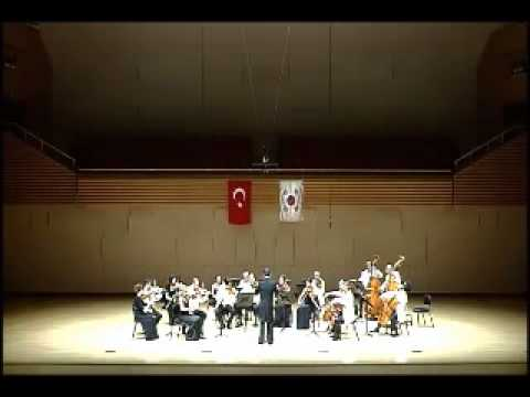 BODRUM ODA ORKESTRASI  KORE TURNESİ / NUMAN PEKDEMİR ARŞİVİ / 2012 KORE SUNGHAM