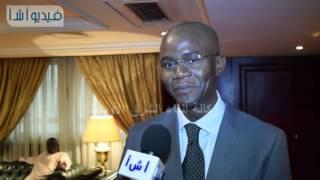 بالفيديو| مسئول في التليفزيون السنغالي في ضيافة  أ ش أ