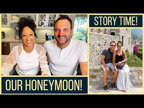 STORYTIME: Our Honeymoon to Greece and Turkey!