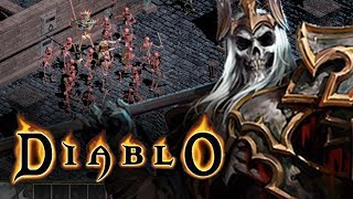 eXtra klasyka: Diablo 1 / Butcher porobiony będzie pomszczony! - Na żywo