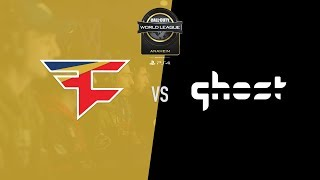 FaZe Clan vs Ghost Gaming | CWL Anaheim 2018 | Day 2
