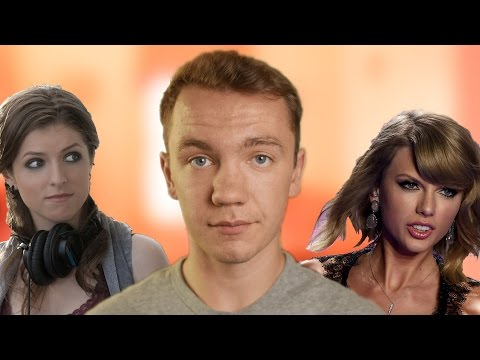 Pitch Perfect 2 Cast Review and Bad Blood Music Video!