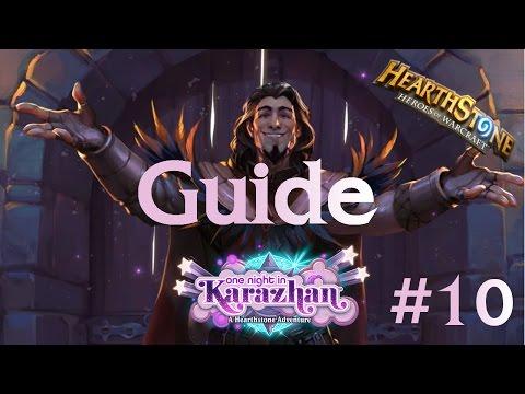 Hearthstone Guide Eine Nacht in Karazhan...